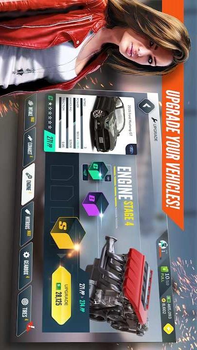 叛逆赛车游戏截图