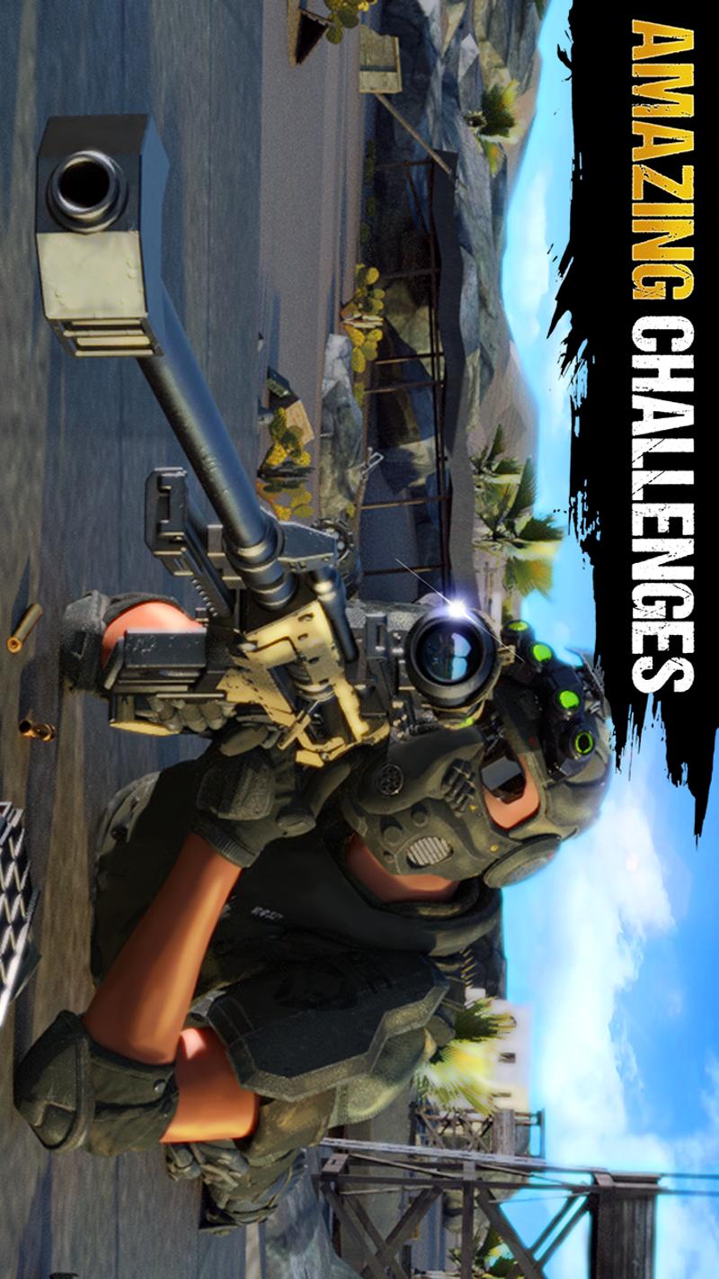 神枪狙击手3D游戏截图