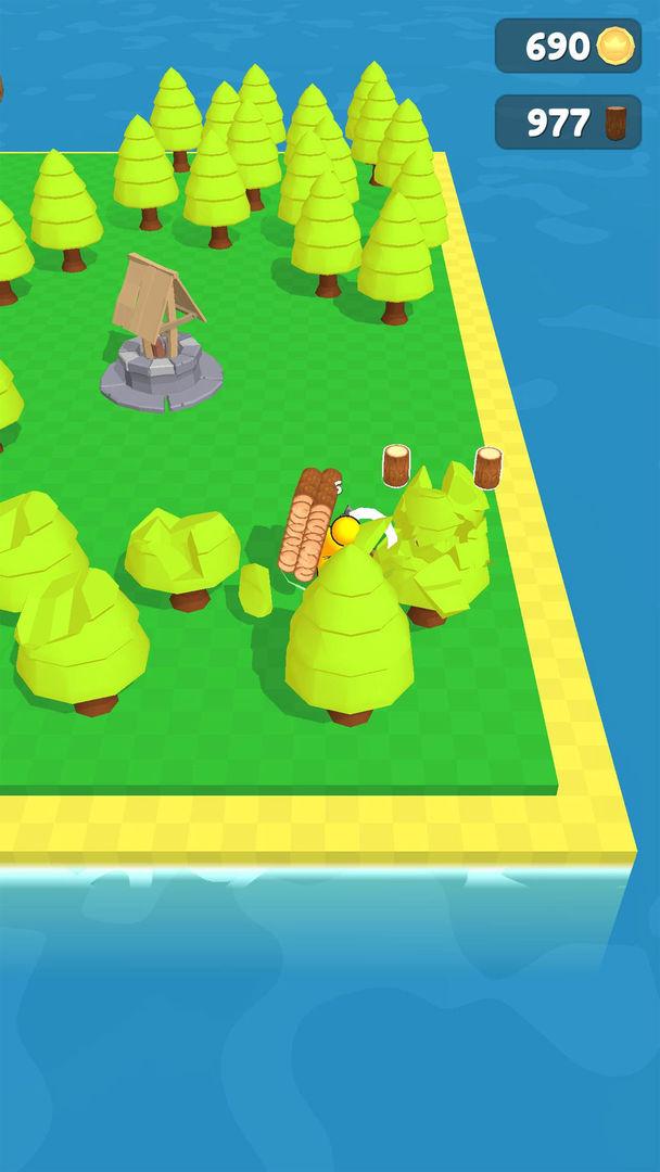 我的小岛游戏截图