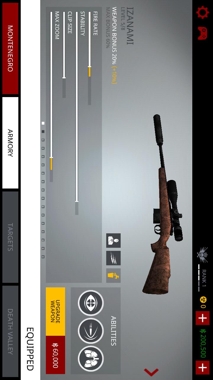杀手:狙击手游戏截图