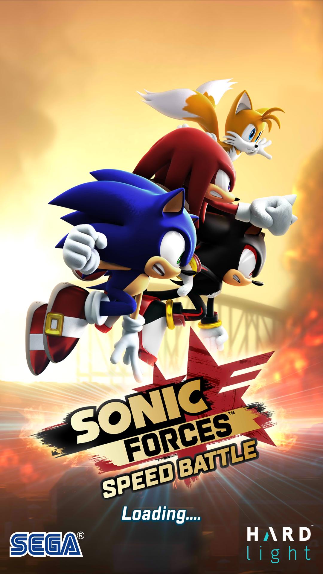 索尼克力量:速度之战游戏截图