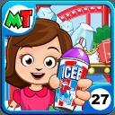 我的城市:ICEME游乐园图标