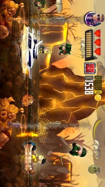 河道英雄游戏截图