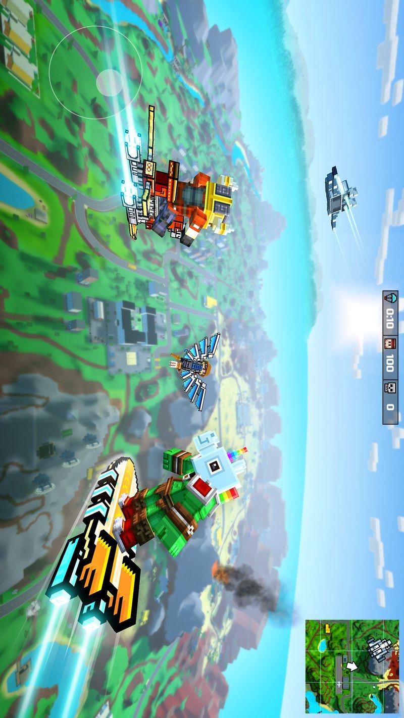 像素枪3D(新地图)游戏截图