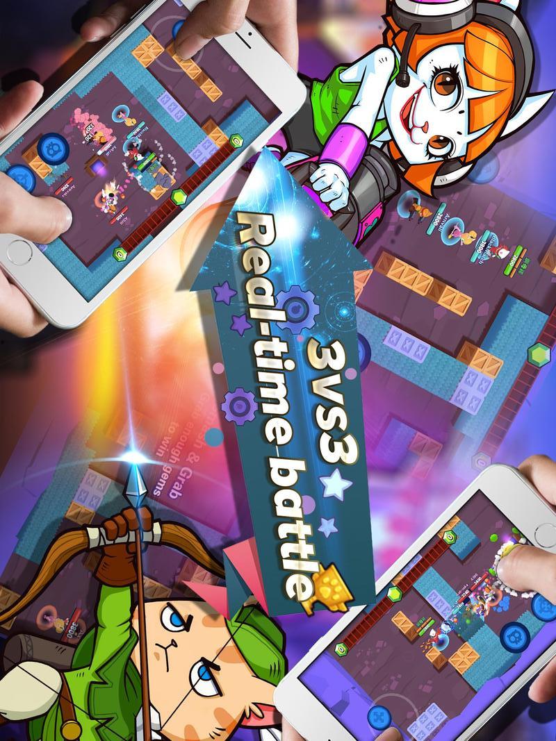 超级喵人游戏截图