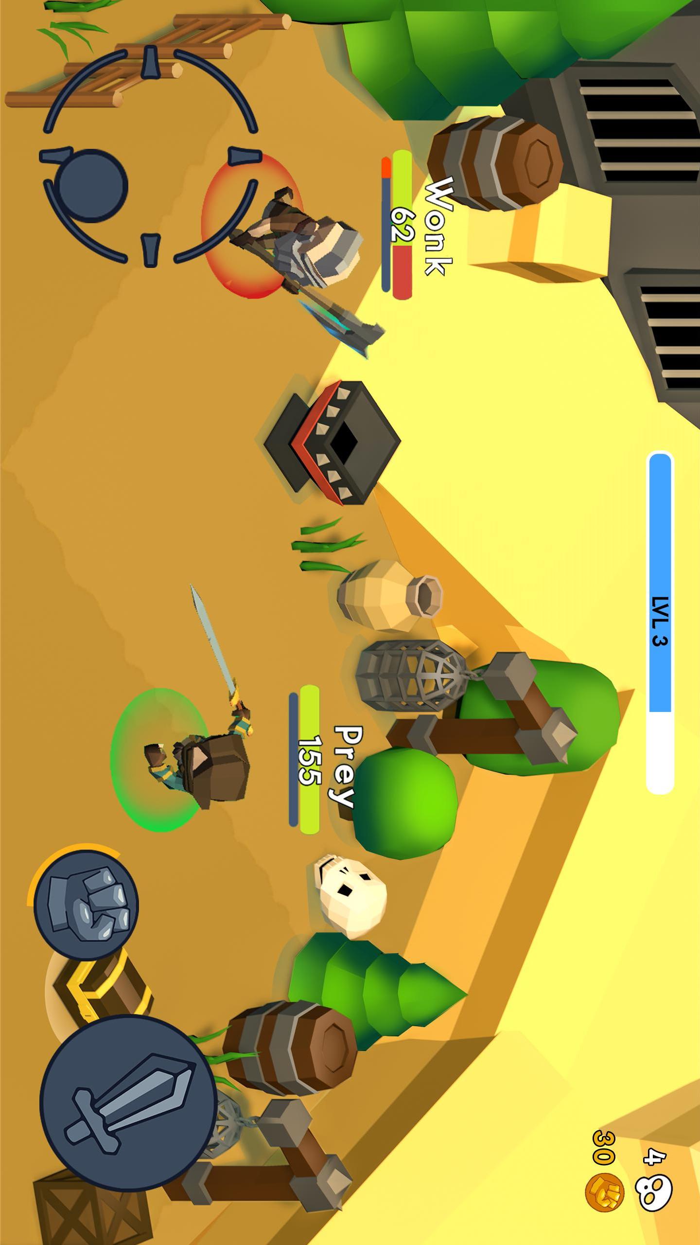 猎头者(已支持中文)游戏截图
