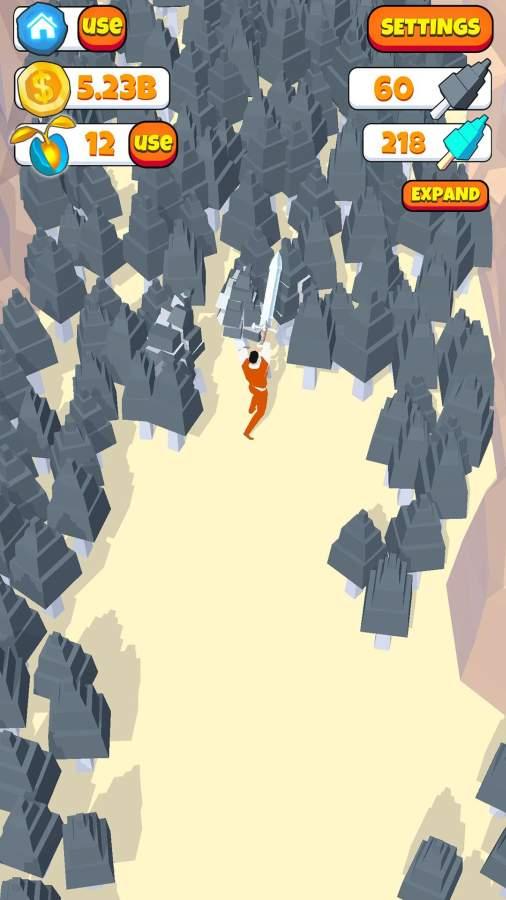 伐木大亨3d版破解版游戏截图