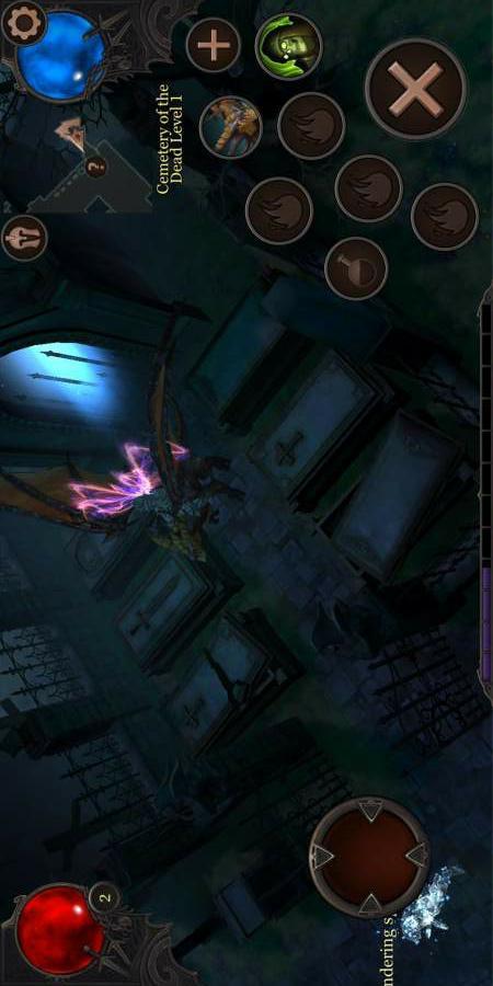 复仇RPG游戏截图