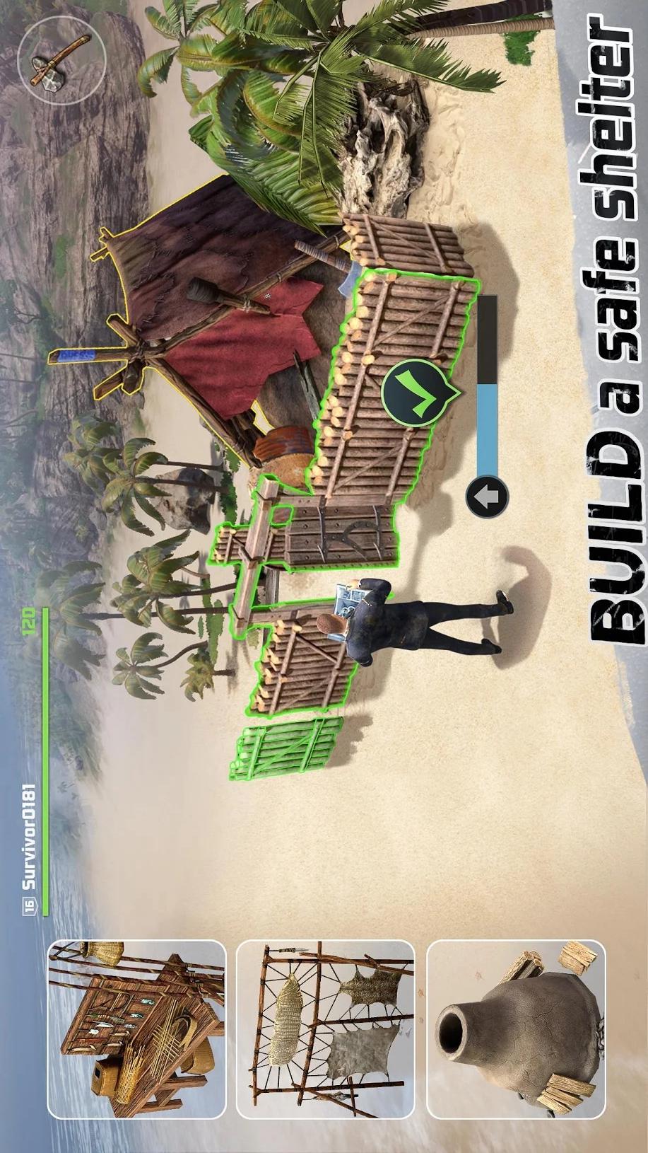 荒岛迷失游戏截图