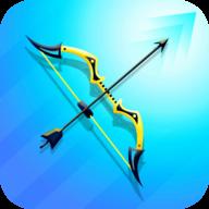 弓箭手英雄3D图标