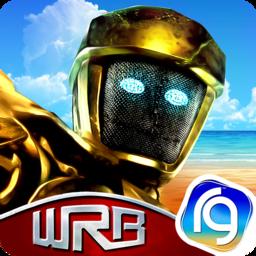 铁甲钢拳:世界机器人拳击图标