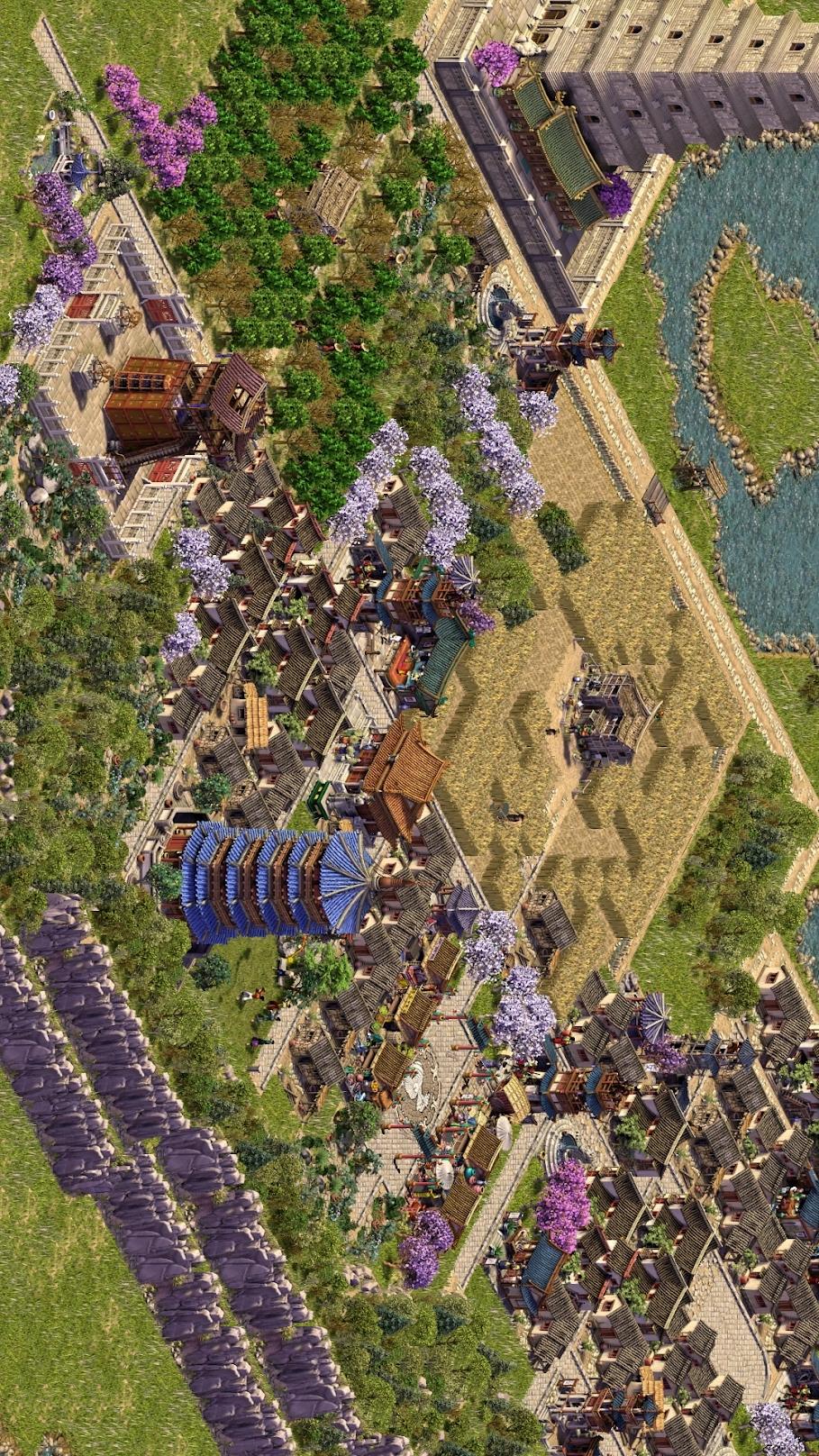 我的城市与军队破解版游戏截图