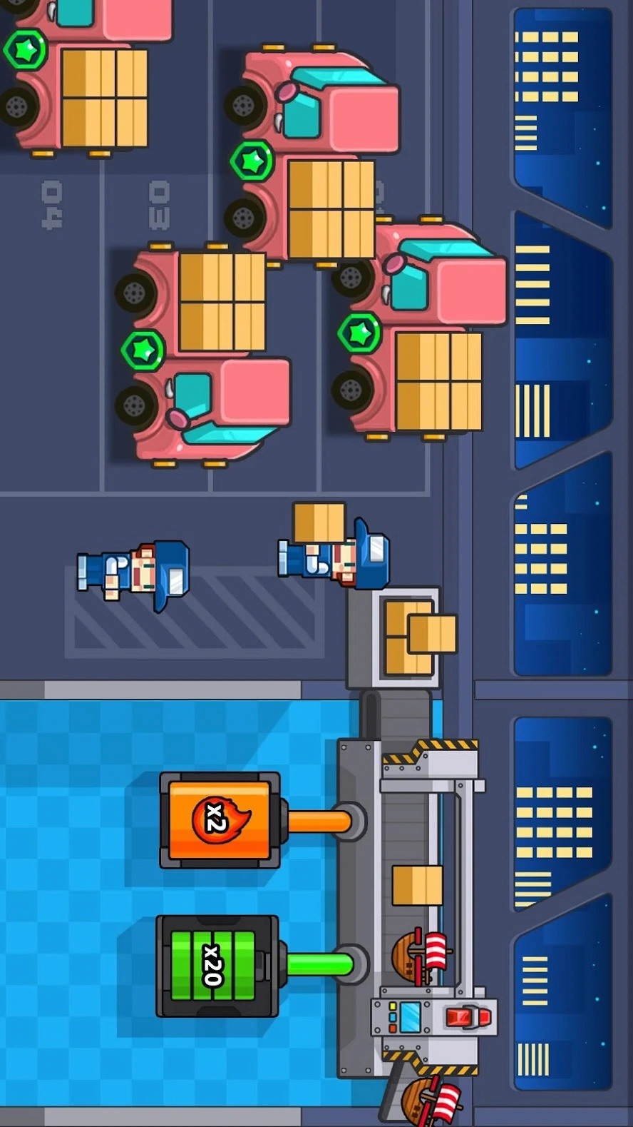 我的工厂大亨破解版游戏截图