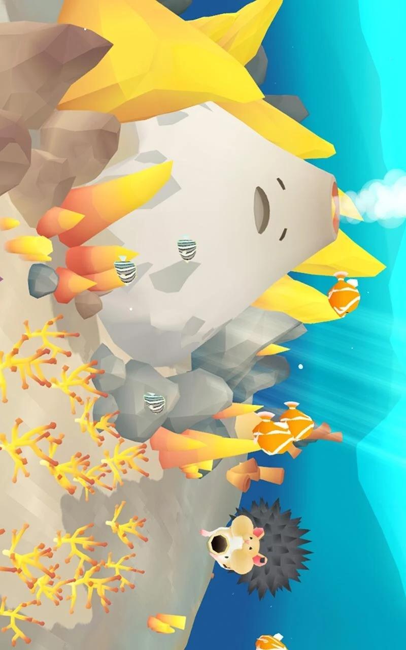 深海水族馆世界游戏截图