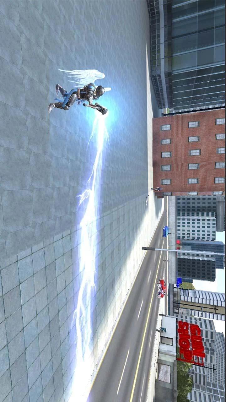 犯罪天使超级英雄游戏截图