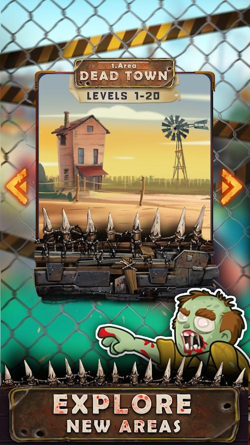 僵尸爆炸游戏截图