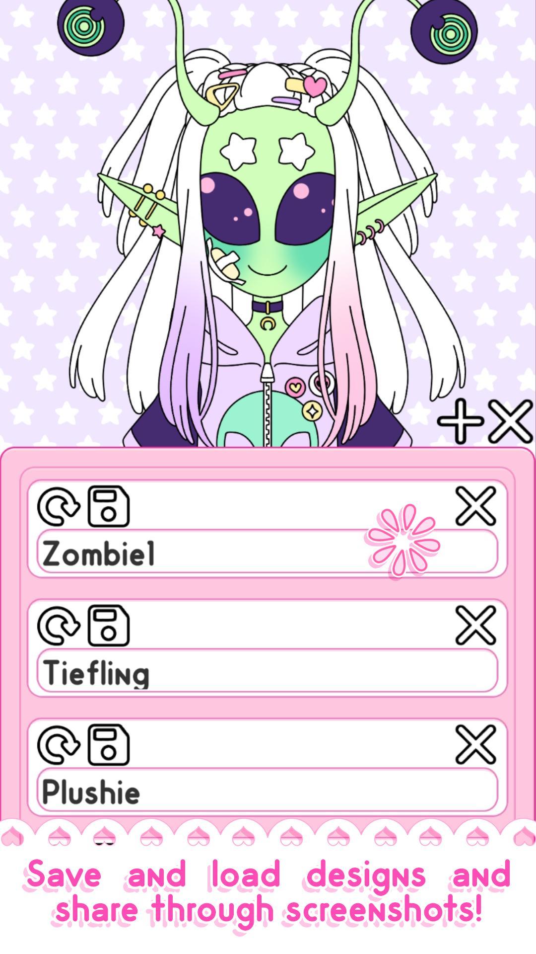 怪物女孩制作2游戏截图