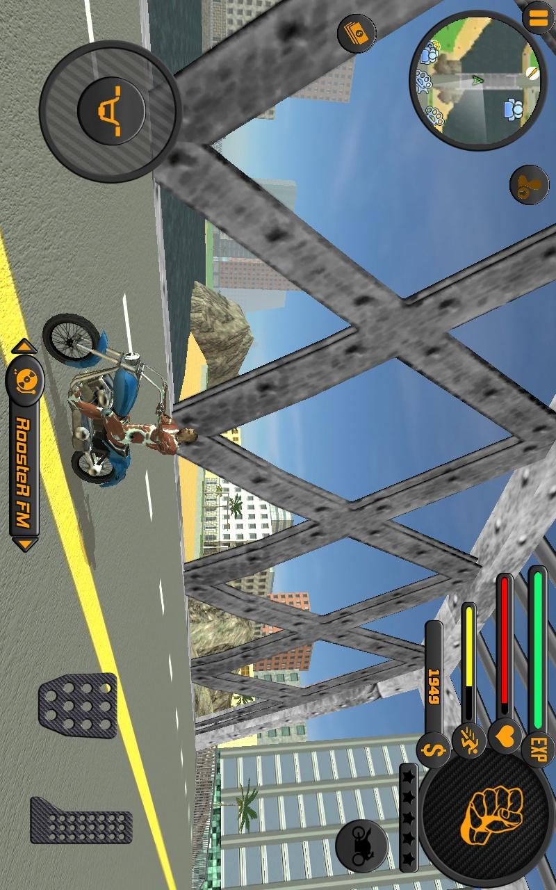 绳索英雄3游戏截图