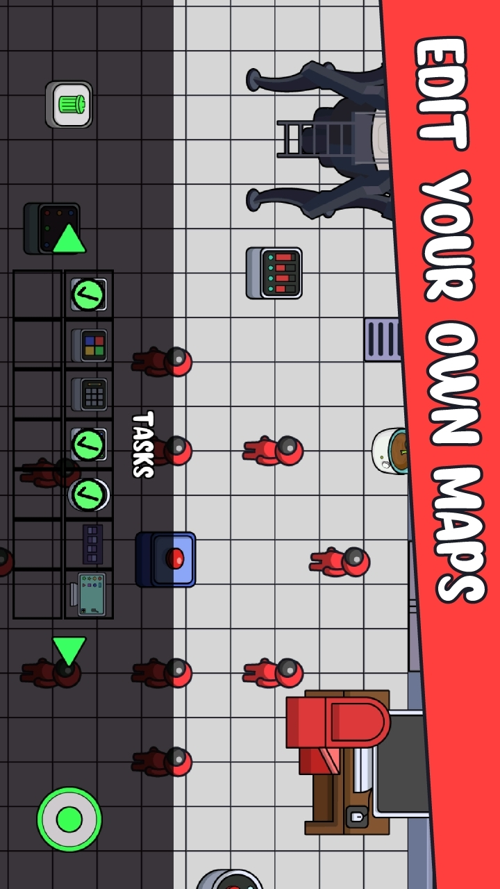 太空狼人杀游戏截图