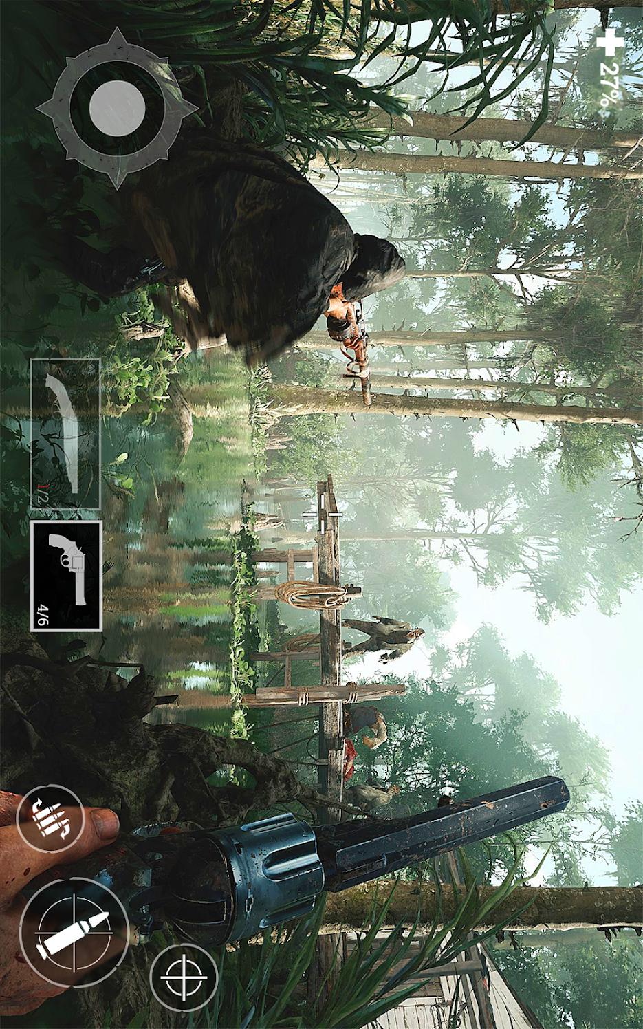交火:生存僵尸游戏截图