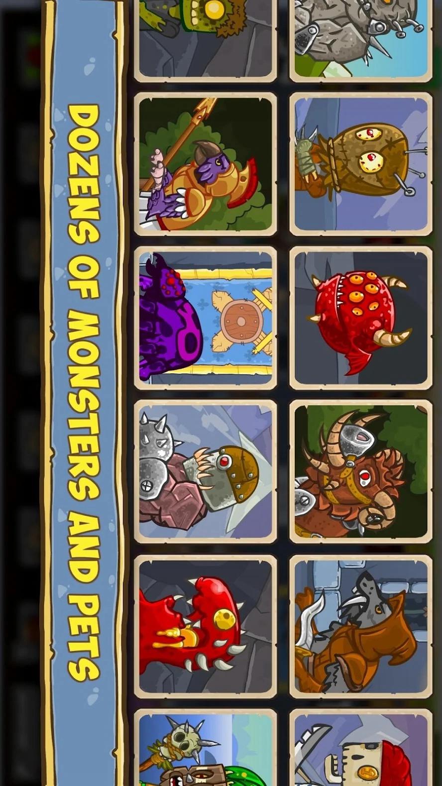 旅途之行:龙族猎人游戏截图