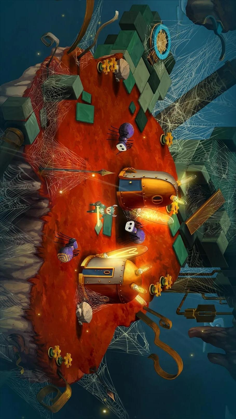 虚构世界游戏截图