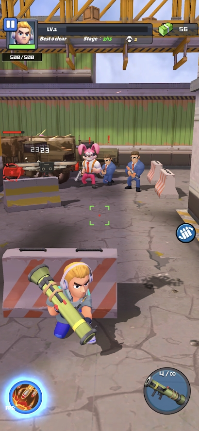 街头枪战游戏截图