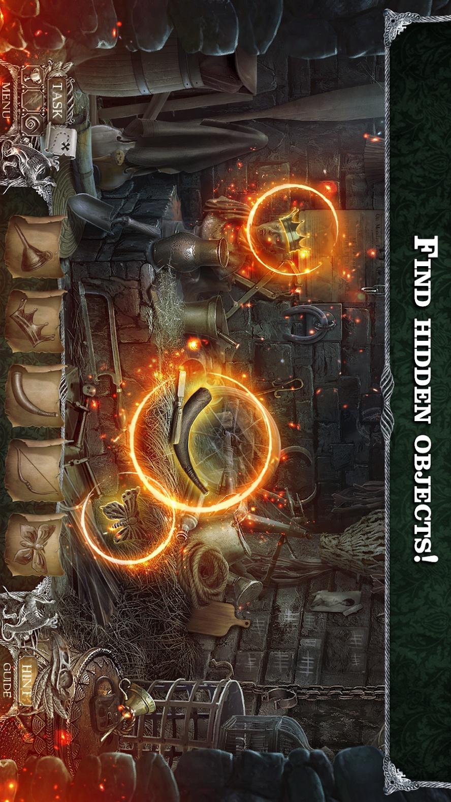 隐藏项目:血色警戒游戏截图