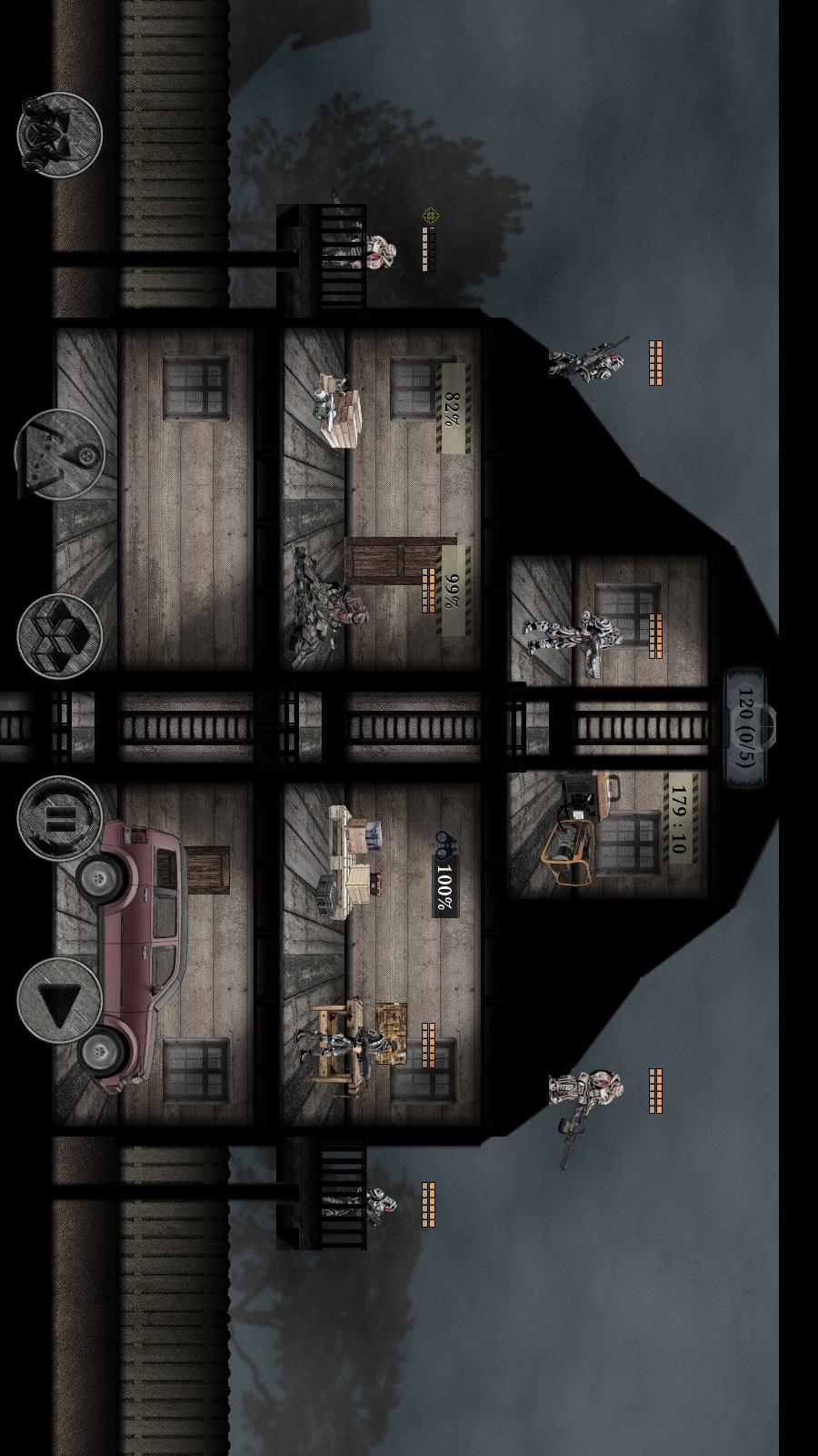 堡垒TD2游戏截图