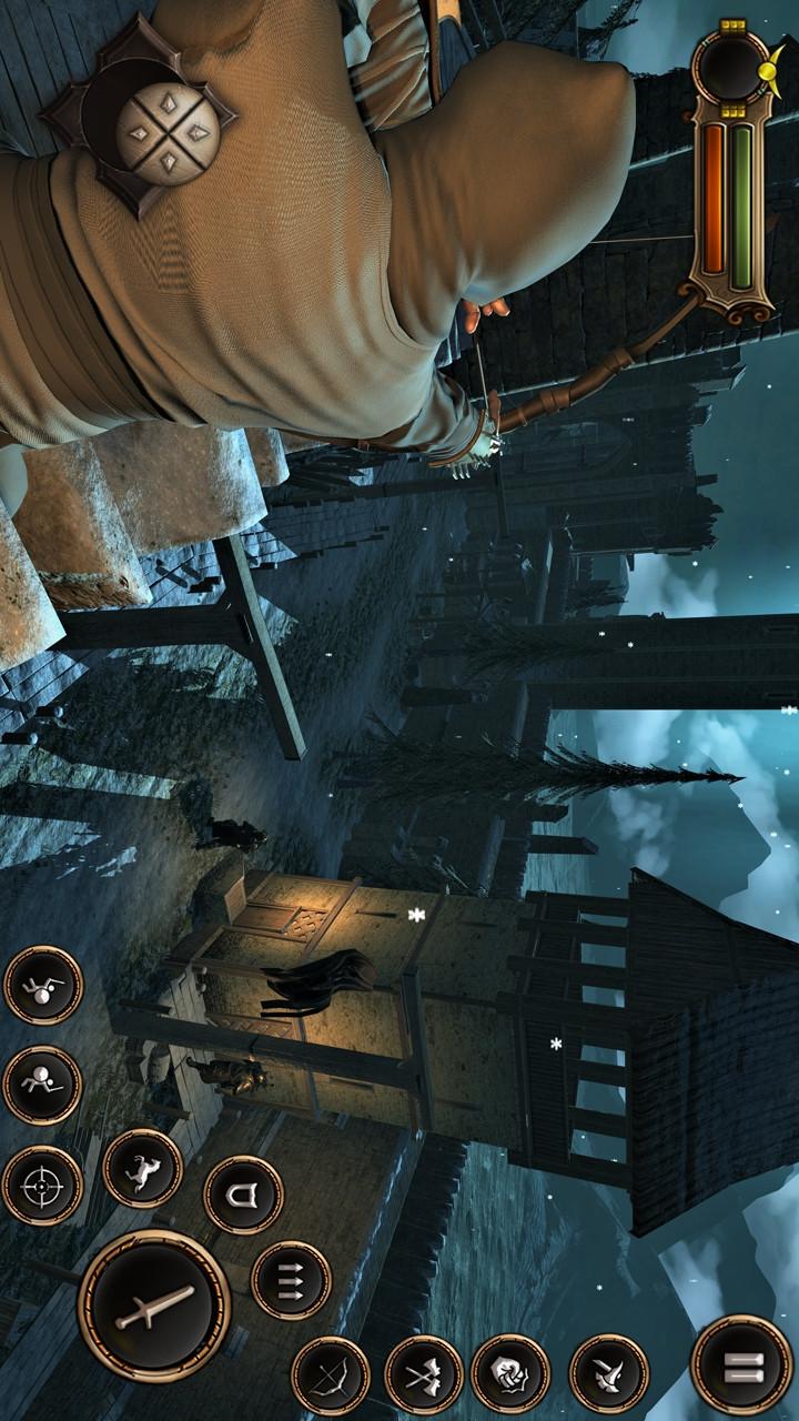 忍者猎人刺客游戏截图