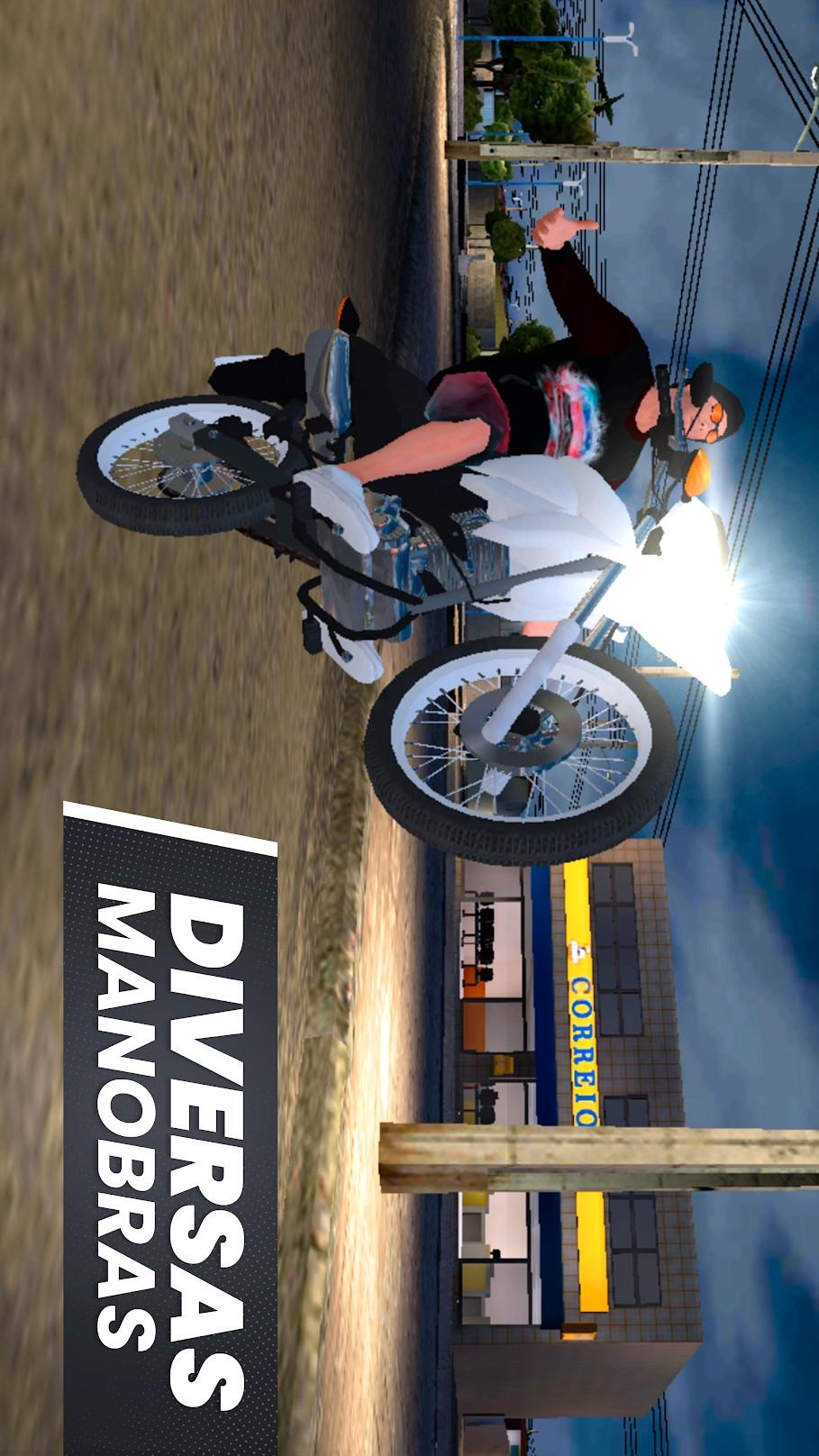 精英摩托车游戏截图