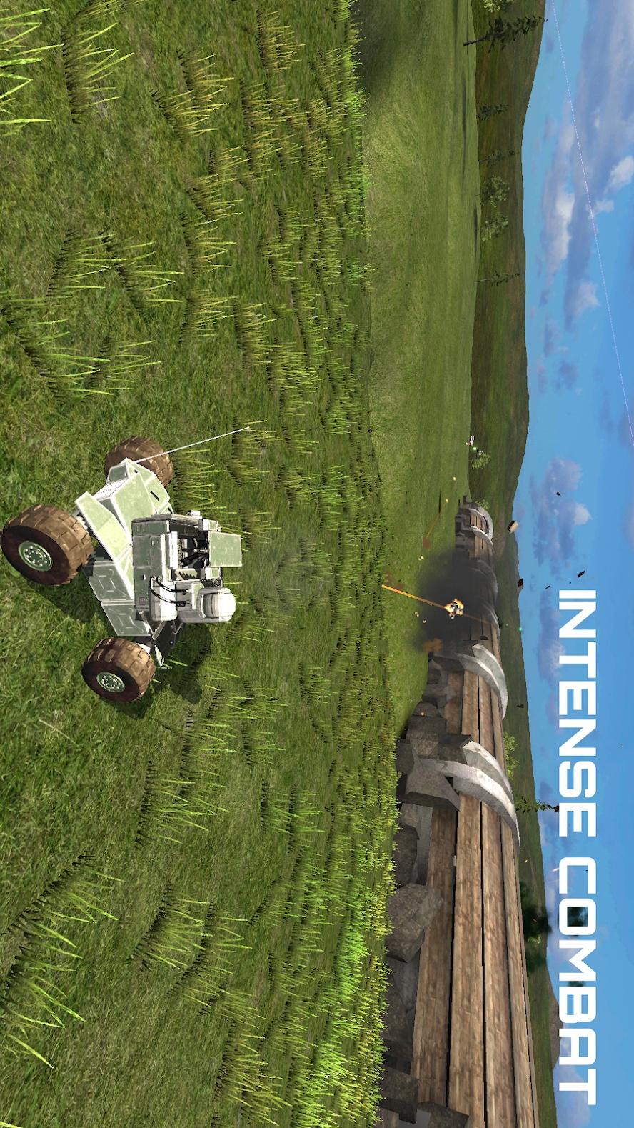 突击机器人游戏截图