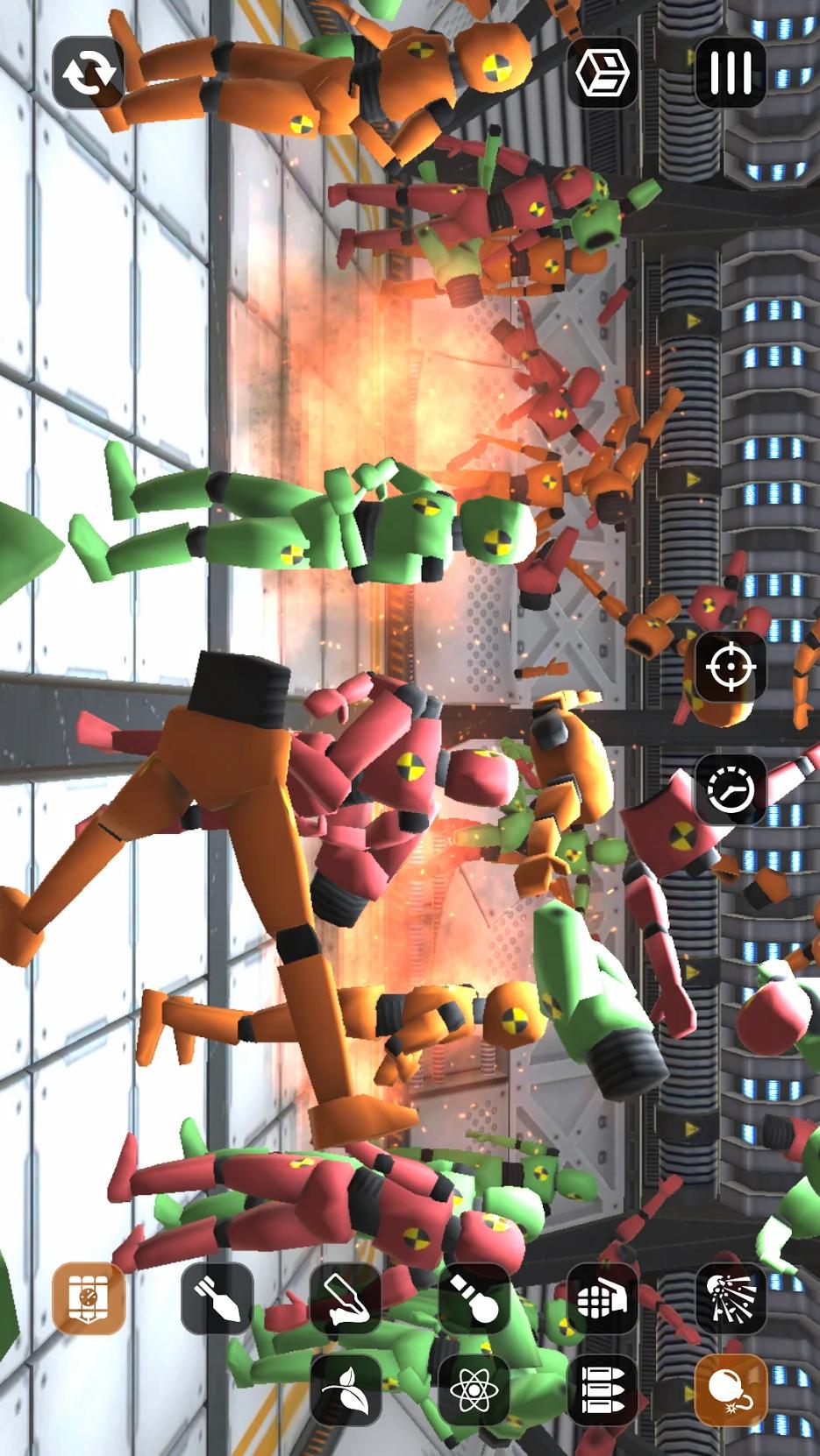 房间毁灭模拟器游戏截图