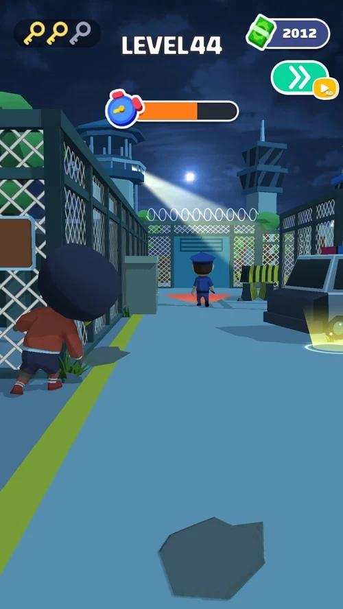 赛博监狱游戏截图