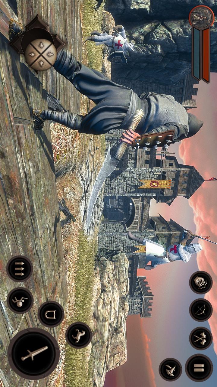 忍者武士刺客游戏截图