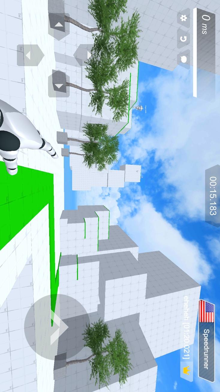 极限跑酷世界游戏截图