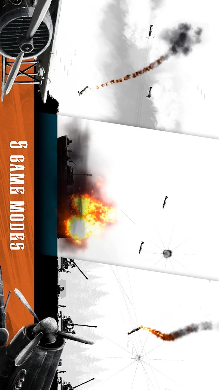空战:战机2游戏截图