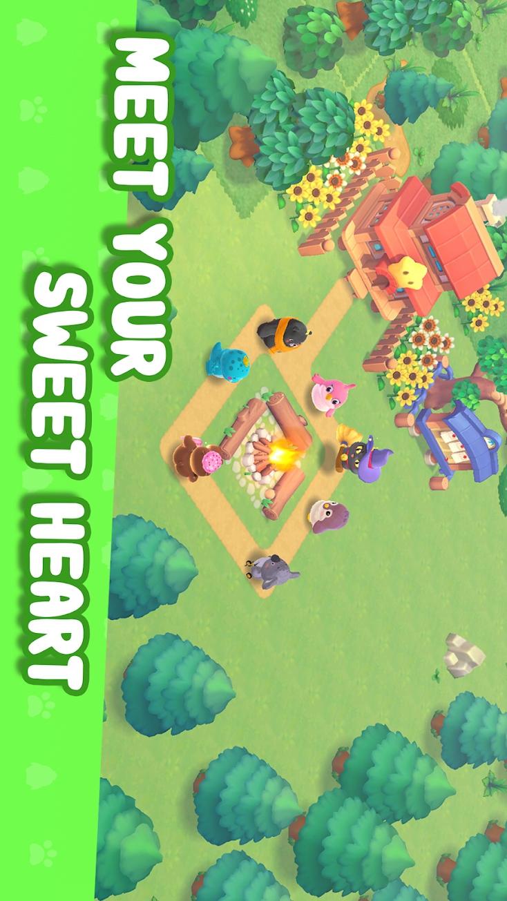 甜蜜小镇游戏截图