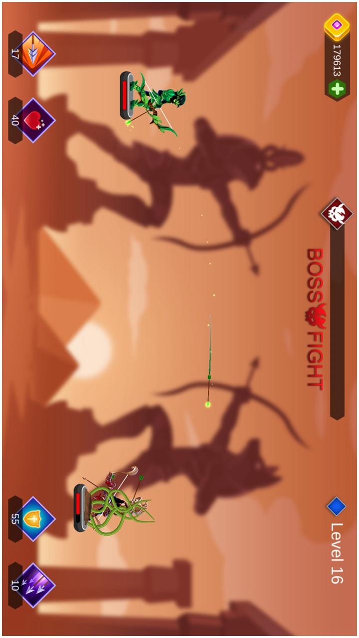 弓箭手大师游戏截图