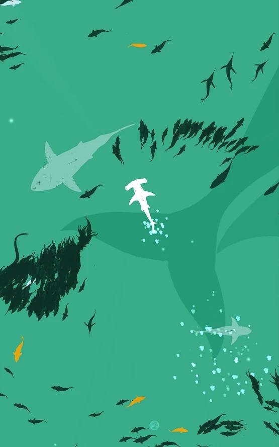 鱼群游戏截图