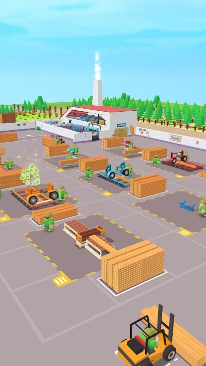 木材公司游戏截图