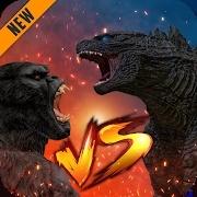 哥斯拉与金刚2021:愤怒的怪物图标