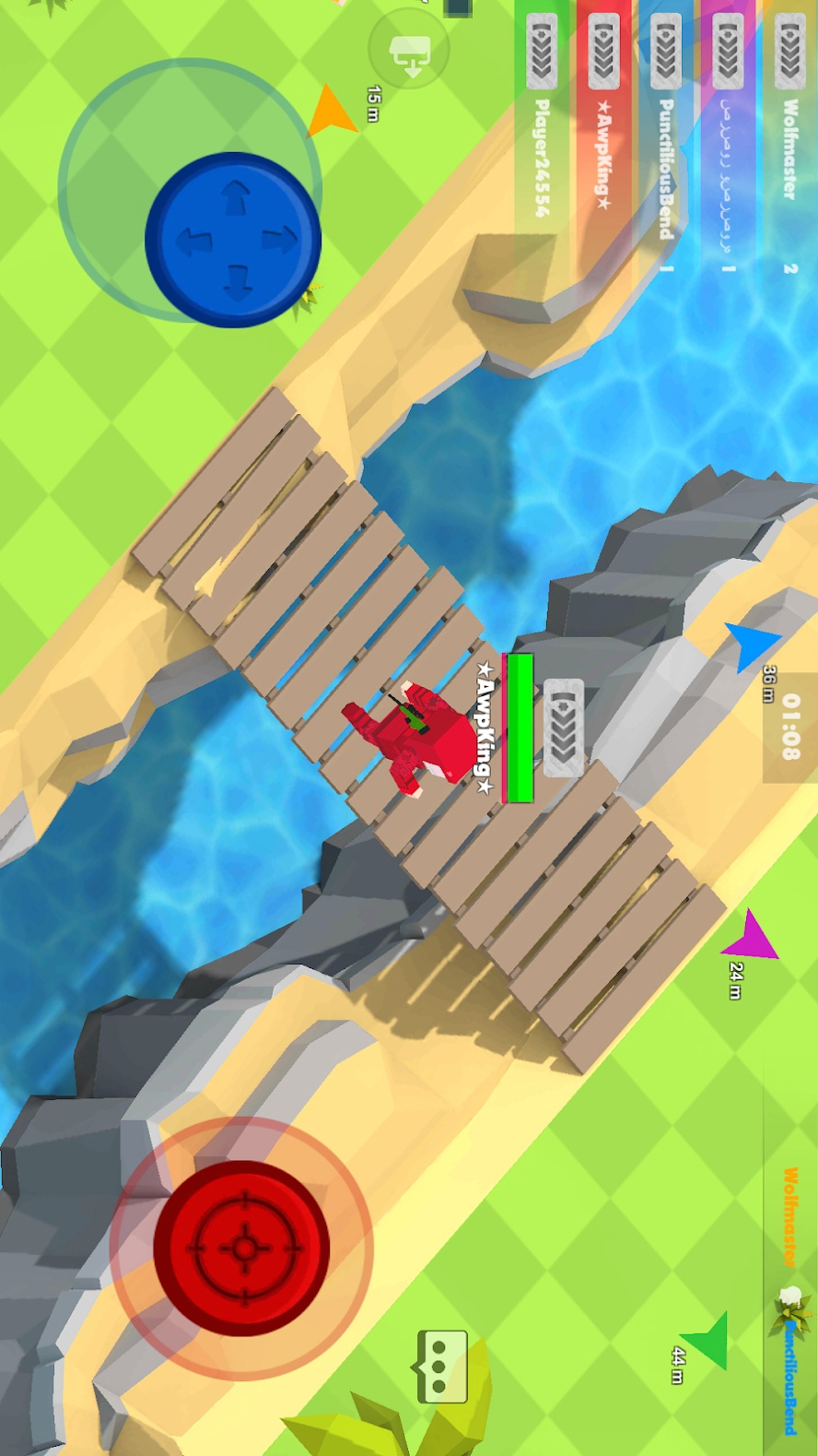 狙击手.io游戏截图
