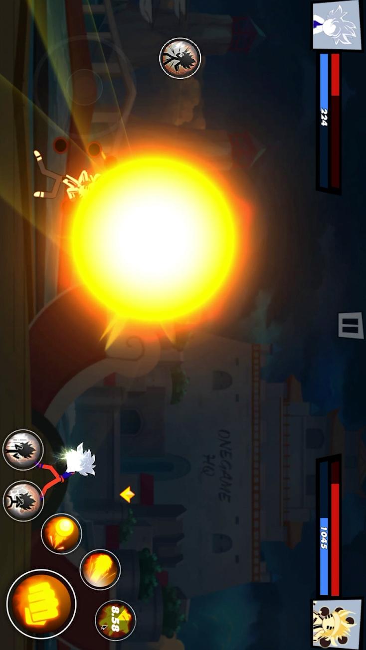 全明星英雄:混沌大战游戏截图