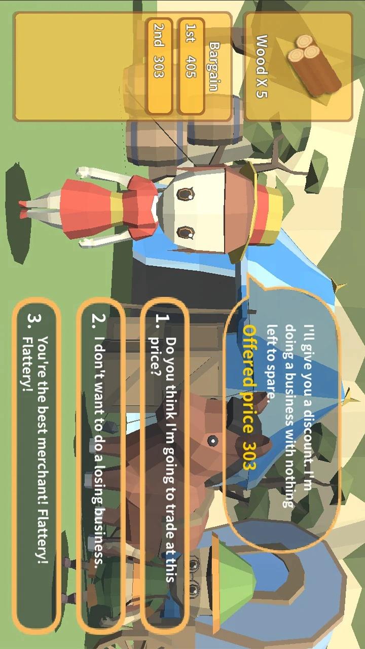 冒险者小镇游戏截图