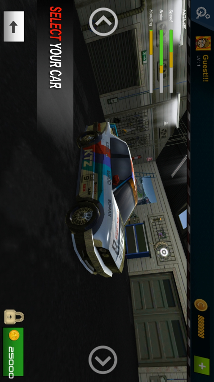 超级赛车3D:赛车游戏截图