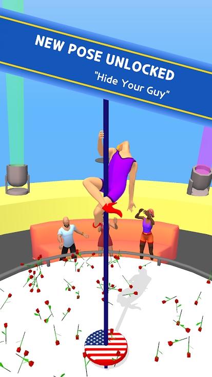 钢管舞!游戏截图