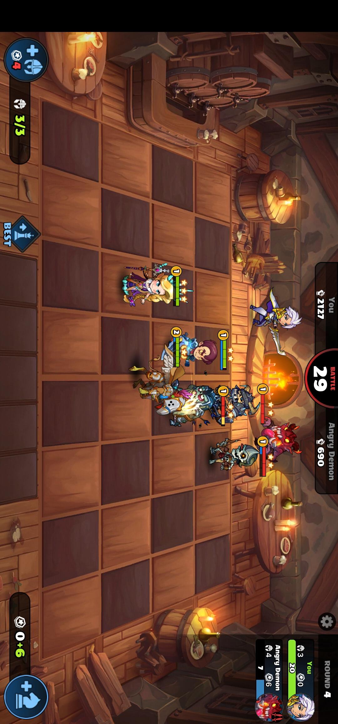 自走棋:皇家之战游戏截图