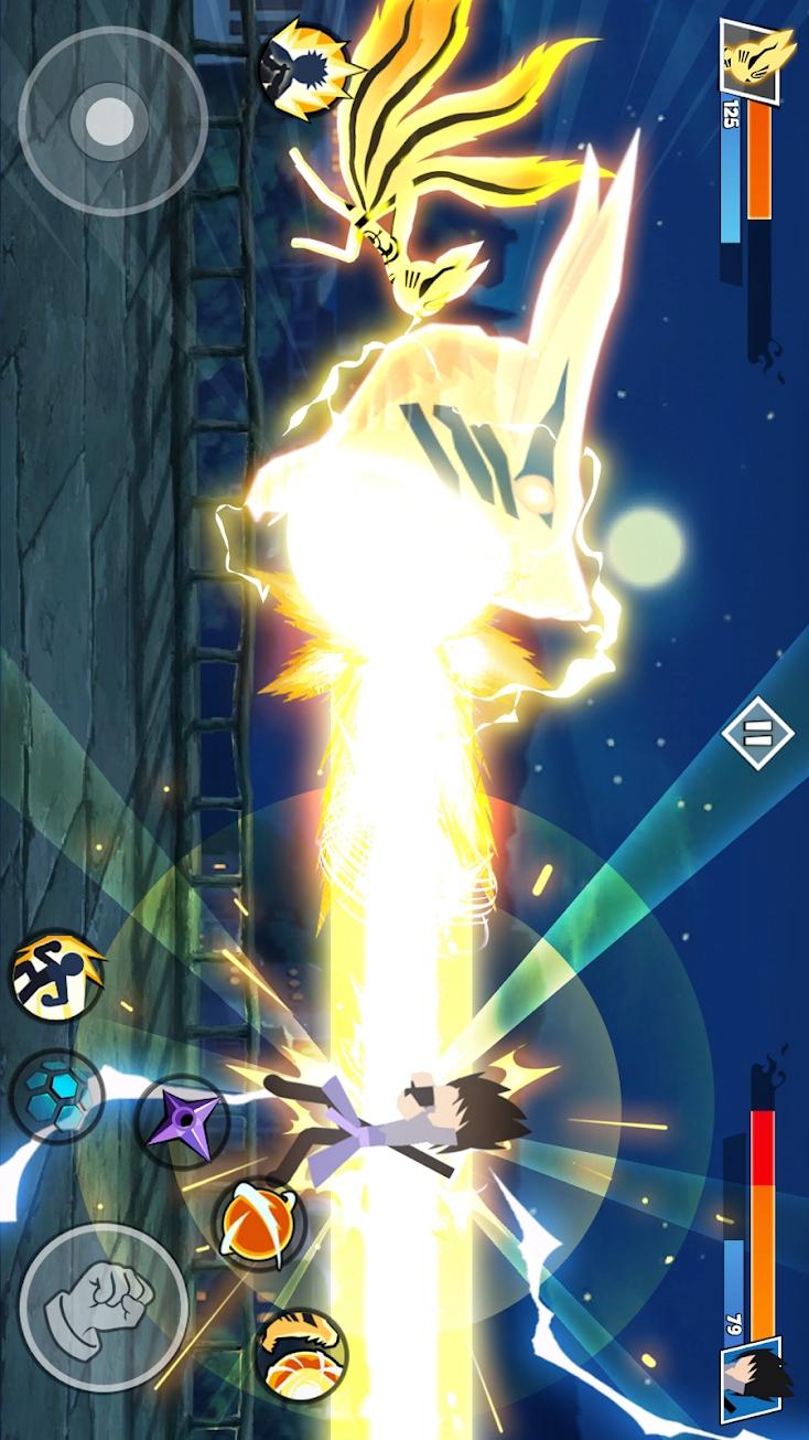 忍者战斗游戏截图