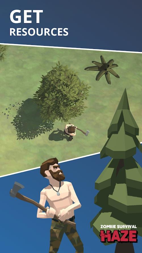 僵尸生存:阴霾游戏截图